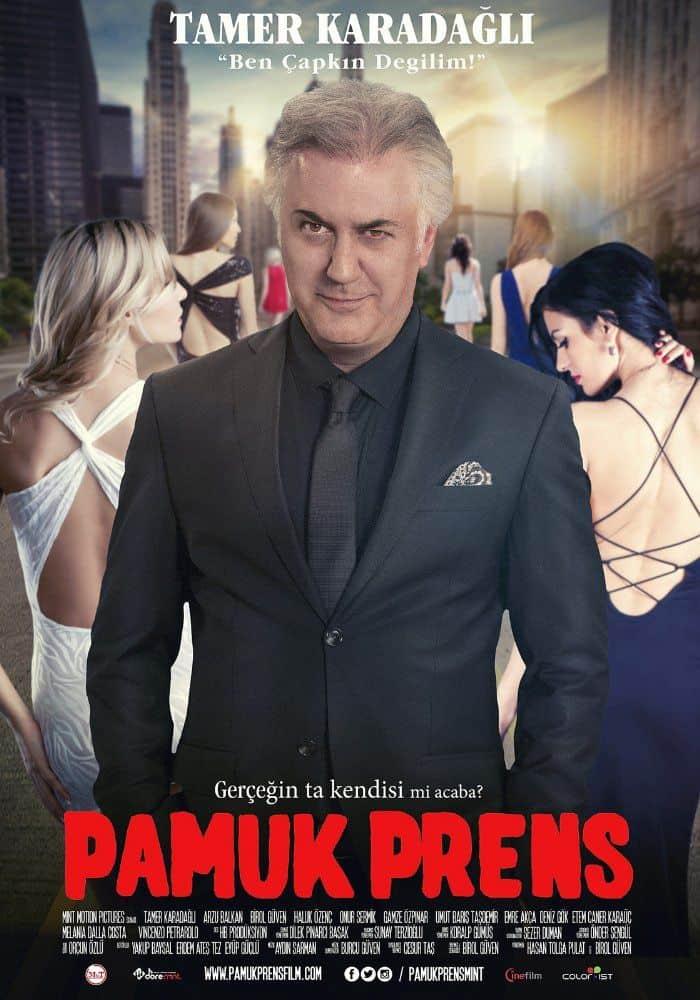Locandina film Cotton Prince (Pamuk Prens) con Melania Dalla Costa