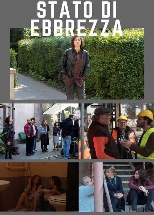 Film Stato di Ebbrezza - Locandina - Melania Dalla Costa
