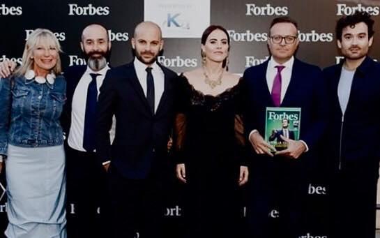 Forbes Italia Melania Dalla Costa